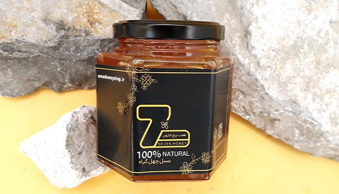 فروش عسل کنار