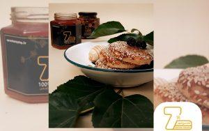 عرضه عسل ارگانیک