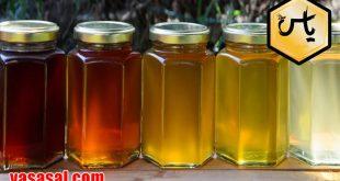 خرید عسل کاملا طبیعی
